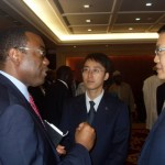 Nigeria's Minister of Agriculture and Rural Development, Dr. Akinwumi Adesina embarked on an official tour of China recently
