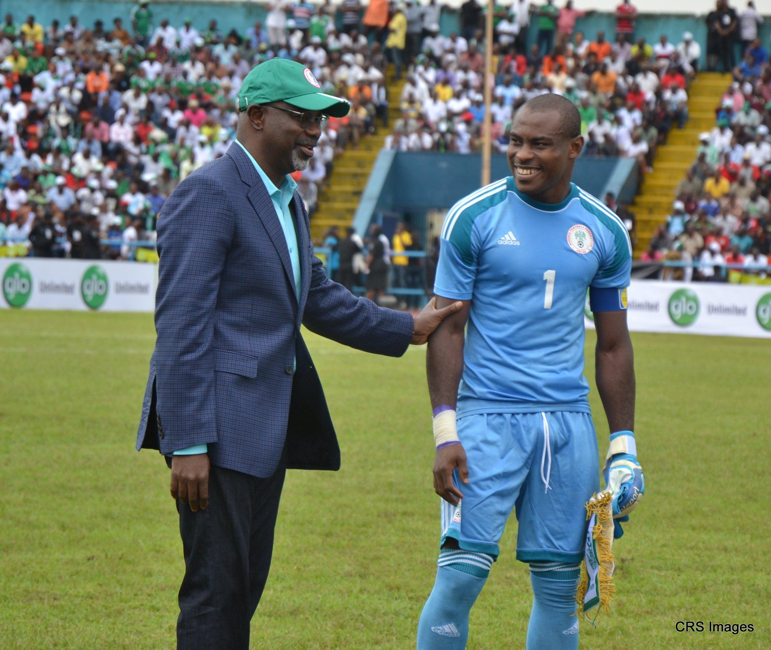 Nwankwo Kanu Obaobona Eagles players others upbeat for Brazil