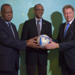 African football and political leaders partner with Gavi to prevent childhood deaths