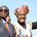 Zimbabwe's 'million-man march' for Mugabe fizzles