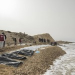 Red Crescent: 74 dead refugees wash ashore in Zawiya