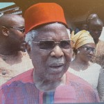 Ekwueme Wants Nigerians To Pray For Buhari, Igbos To Aspire To Nigeria's Presidency