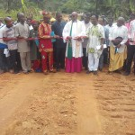 Catholic Archbishop Flags Off Construction of 24-kilometre Community Road in Cross River