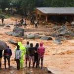 Hundreds feared dead in mudslide near Freetown