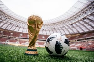 2018 FIFA World Cup official match ball unveiled: an exciting re-imagining