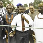 NDDC Commissions Road in Abia State