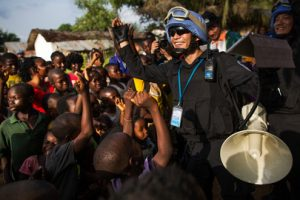 UNMIL Ready To Withdraw Troops From Liberia
