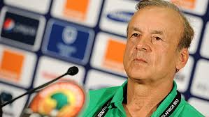 Avoid Distractions, SWAN Tells NFF, Rohr