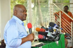 APC FG Desparate To Manipute  2019 Polls in Rivers -- Governor Wike Alleges