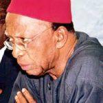 June 12: Ben Nwabueze Dismisses Buhari's Declaration, Says Act Illegal