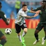Super Eagles bow out of World Cup