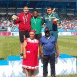 Asaba 2018:Amusan, Enekwechi,Win Gold For Nigeria