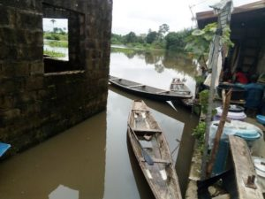Flood Victims Along Epie Creek In Yenagoa Groan, Appeal For Assistance