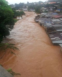 Heavy Flooding Force Anambra Schools To Shut Down