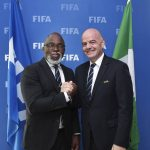 FIFA 'Welcomes' Pinnick Back To Football Family