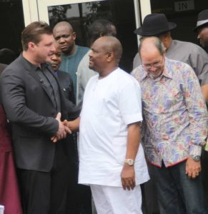 Gov. Wike Questions FG For Allegedly Stopping Prince Charles From Visiting South South