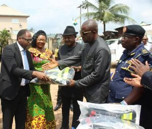 Shell Trains, Equips Firefighters In Abia