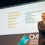 Customers' experience leads to a highly successful outcome for Vetter at the  2019 CMO Leadership Awards