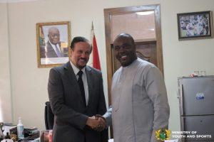 Ghana Ready To Host ITTF Event - Sports Minister