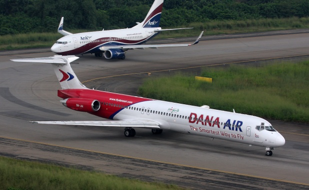 Nigerian airline to resume flight after second ban