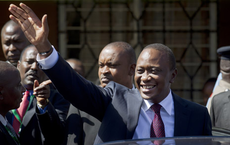 "ICC wants proof Kenya will try president ""genuinely"""
