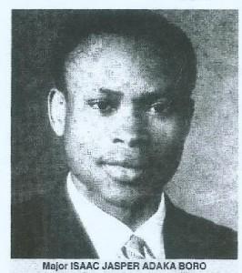 Major Isaac Jasper Adaka Boro