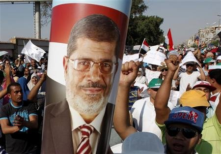 "Egypt's ""brotherhood"" accuse West of supporting Mursi's ouster, believes action will fuel hate"