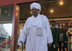 Al-Bashir arrives Nigeria in contempt of ICC warrant