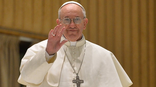 "Pope Francis wants the Catholic Church to re-examine ""exodus"""