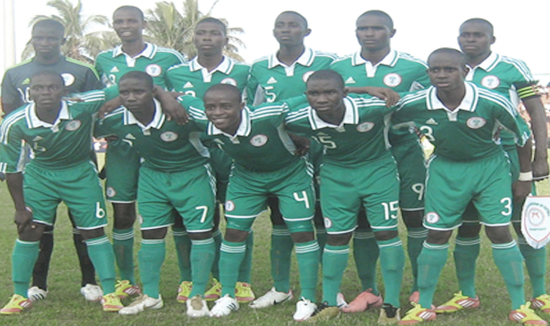 Golden Eaglets arrive Calabar July 22 for closed-camping ahead of 2013 world cup in UAE