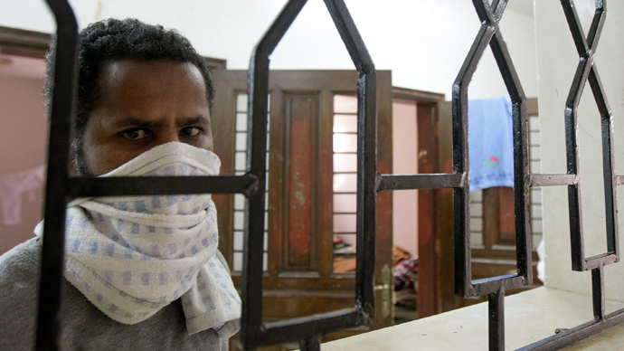 Over 1,000 escape in Libyan jail break