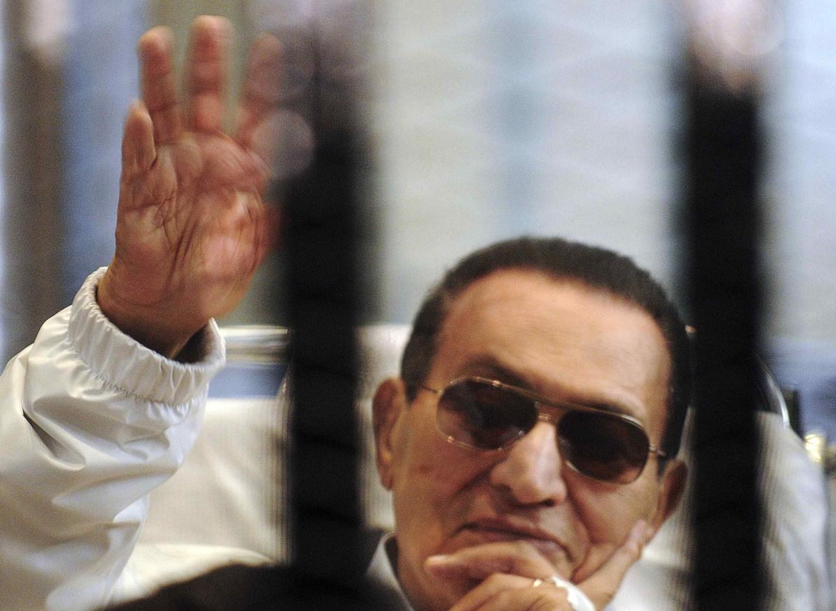 In Egypt, Mubarak's Release Arouses Interest