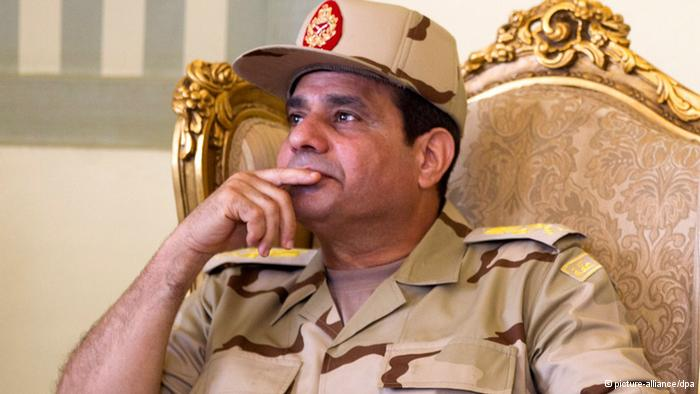 New Petition Urges Egypt's Military Chief to run for President