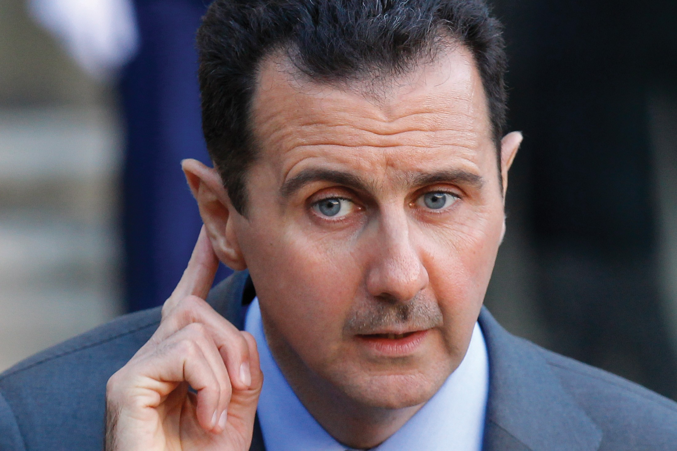 German Intelligence Agency links Assad with Chemical Attack using Phone Reference