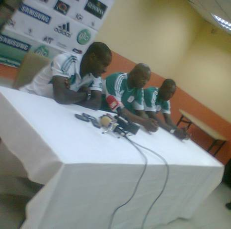 Super Eagles' Calabar camp bubbles for Saturday's 2014 World cup qualifier against Flames of Malawi