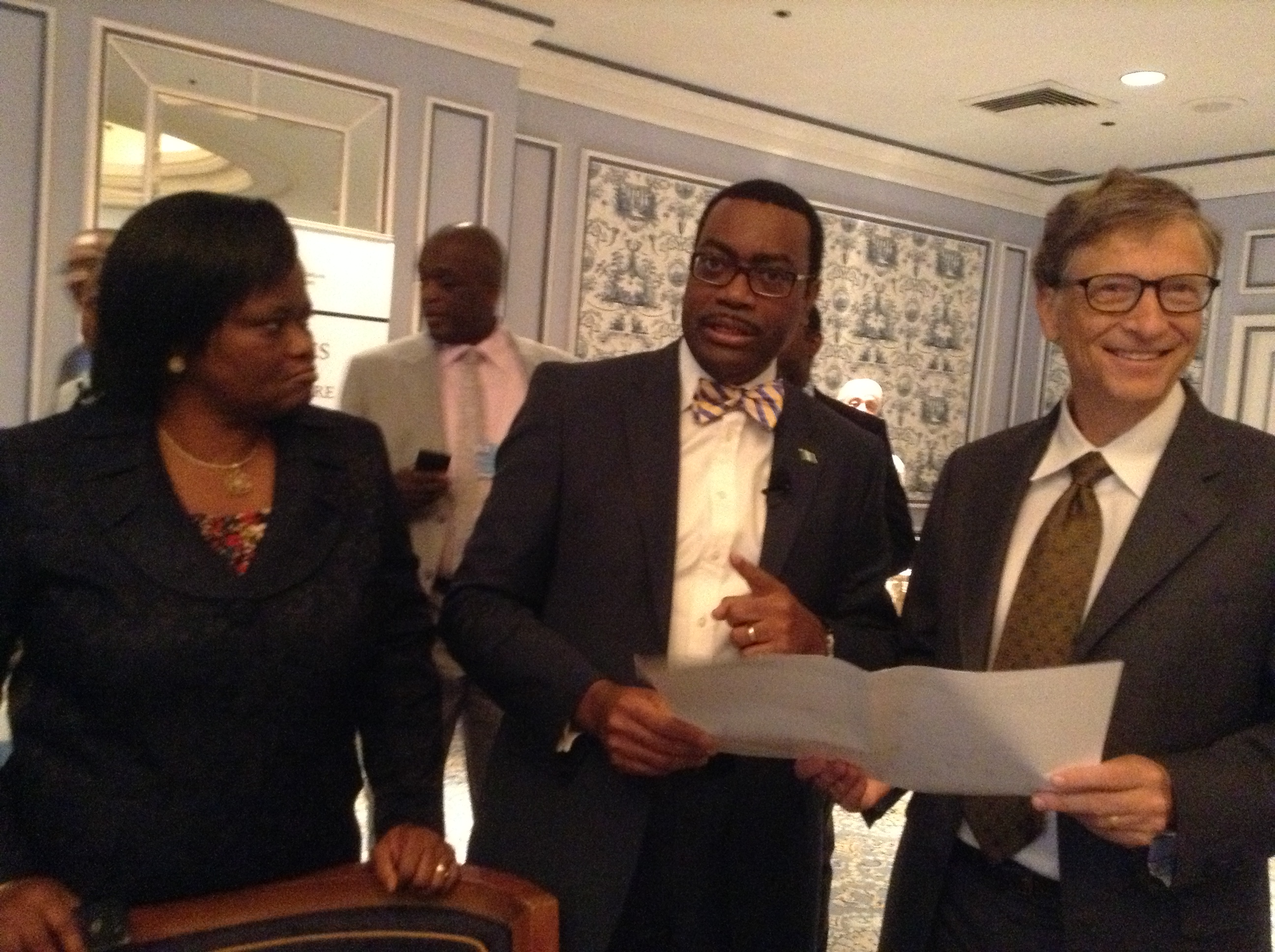 Nigeria's Second Eminent Persons' Group Meeting on Agricultural Transformation ends in NewYork
