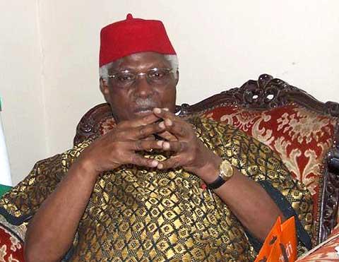 How I could have scuttled Obasanjo's election in 1999 – Alex Ekwueme