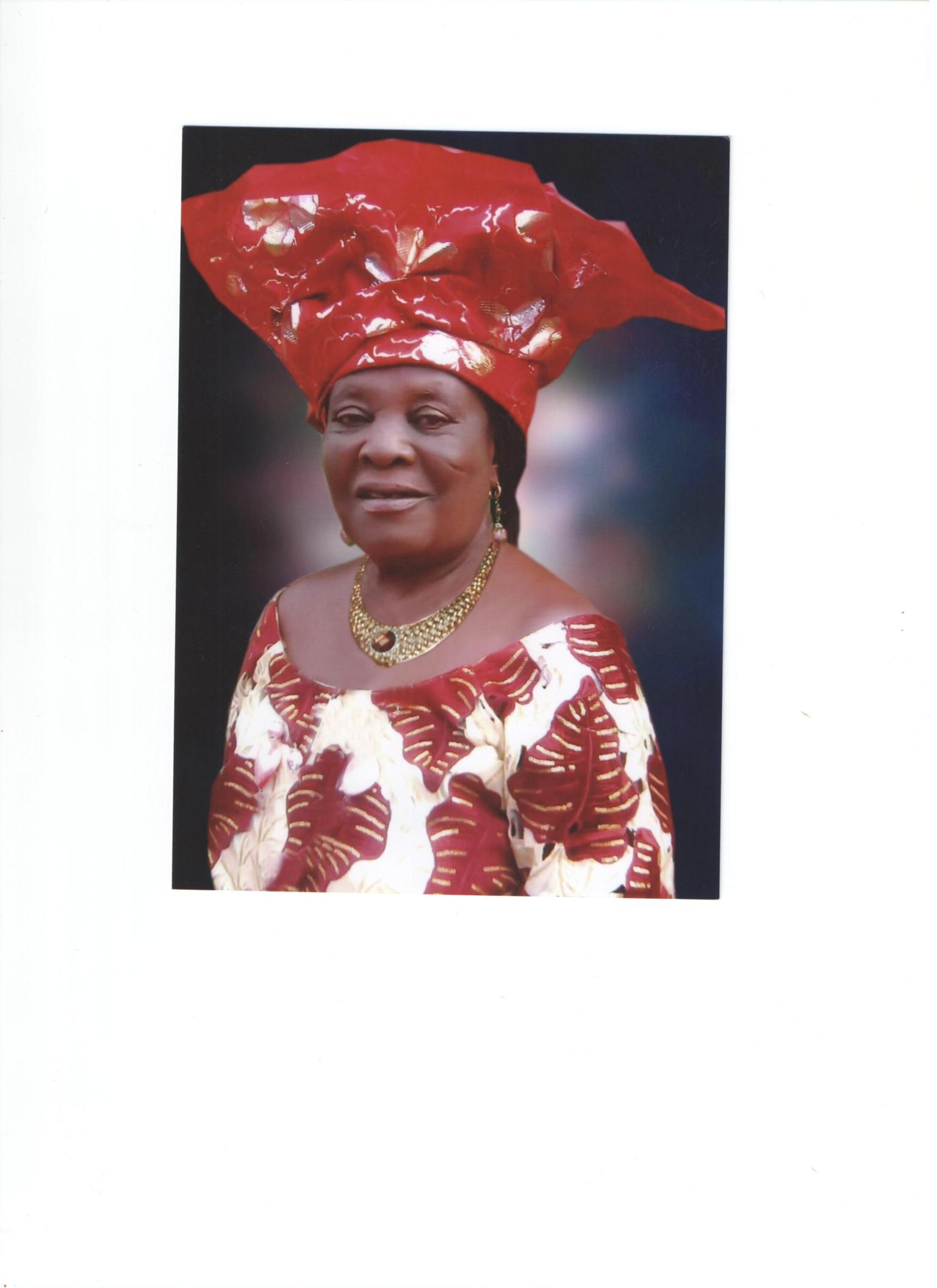 Senator Eze Announces Burial Arrangements of Family Matriarch