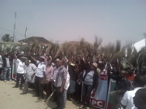 A cross section of former PDP members who crossed over to APC