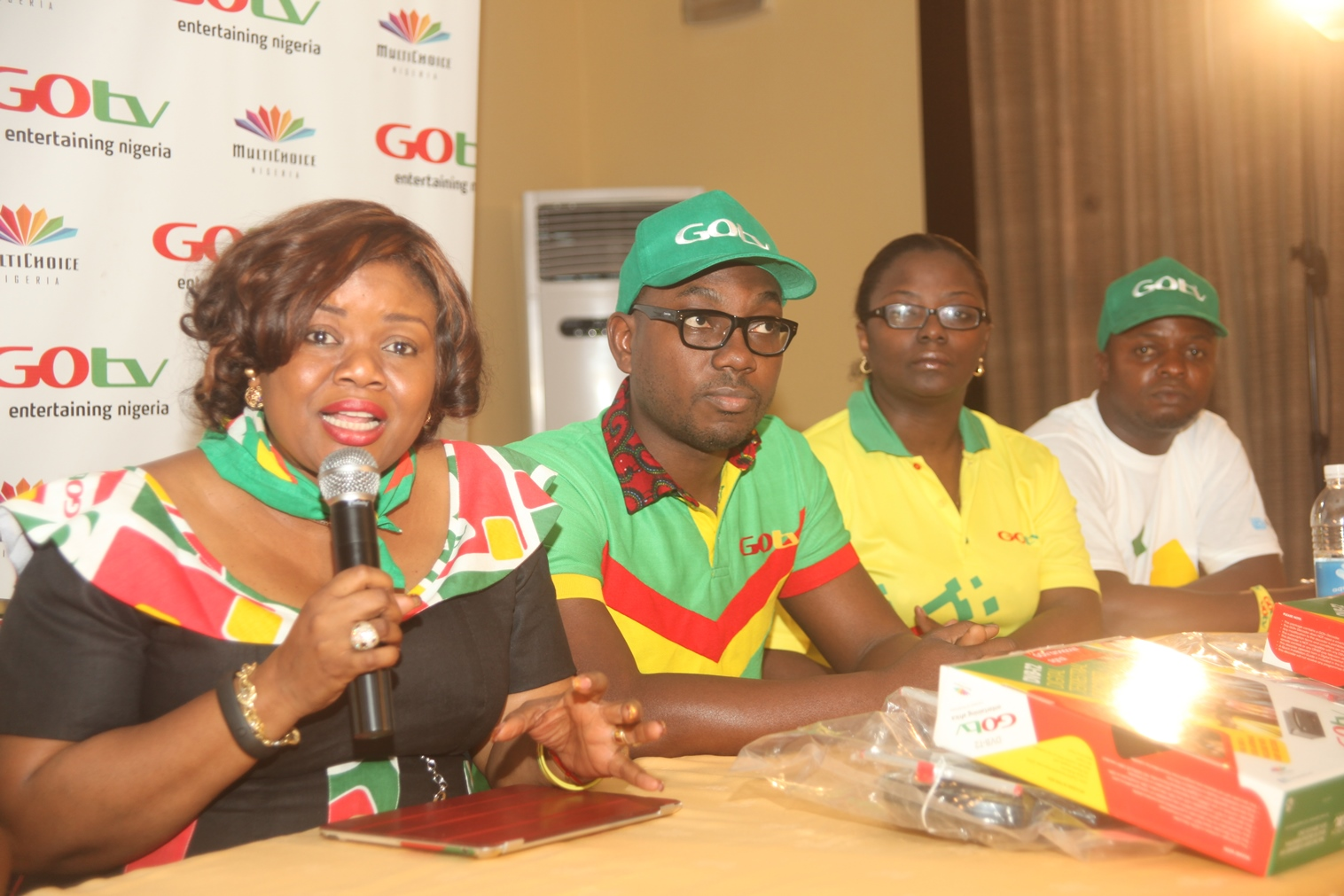 Cross River Govt. Commends GOtv For increasing Awareness on Digital Switch-over