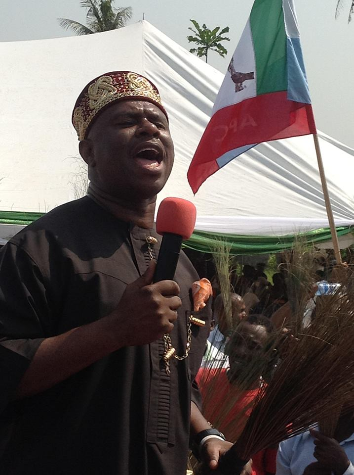 Wike Has No Moral Authority To Talk About Credible Polls -Dakuku