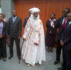 Kano Emir, Sanusi Dethroned By State Government