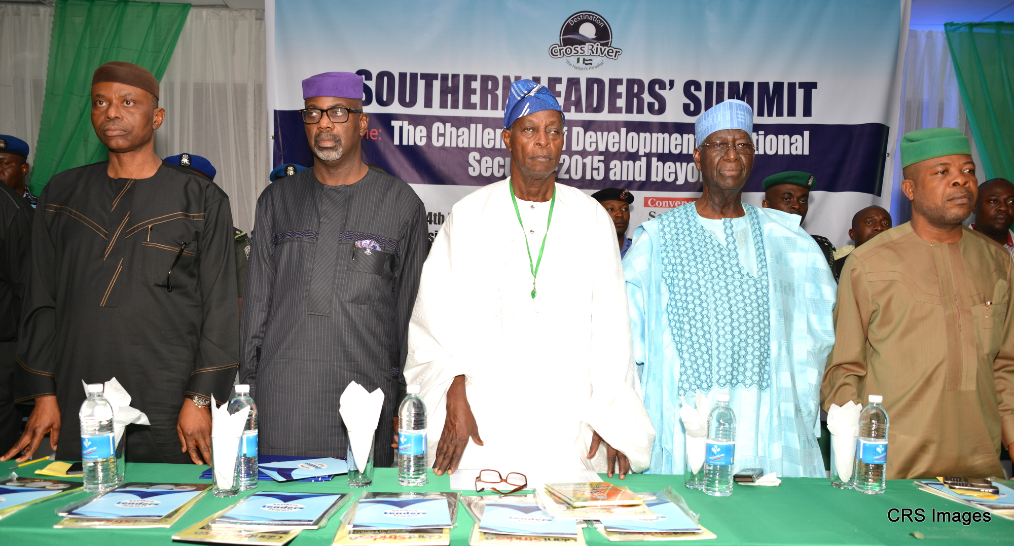 Southern Leaders Pass Vote of Confidence on President Goodluck Jonathan