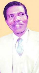 Late Akunwata C.J.C Maduewesi