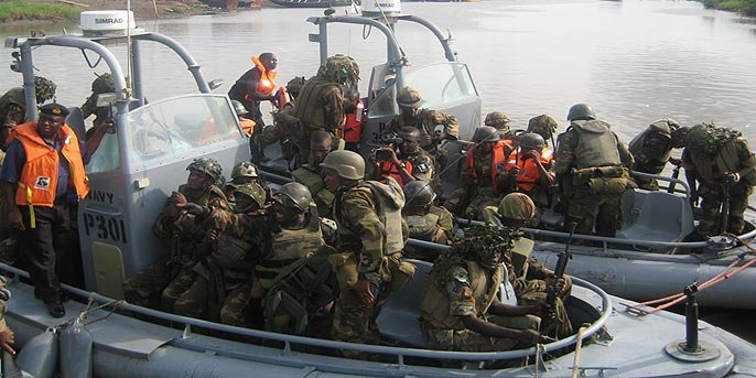 Pirates Attack JTF, Kill 3 Soldiers, Steal Gunboat