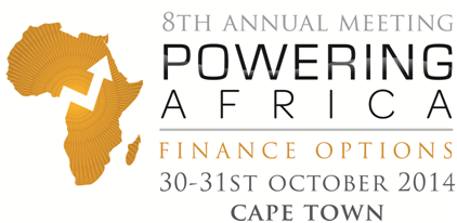 Investors and developers to gather in Cape Town to discuss financing options for power projects across Africa