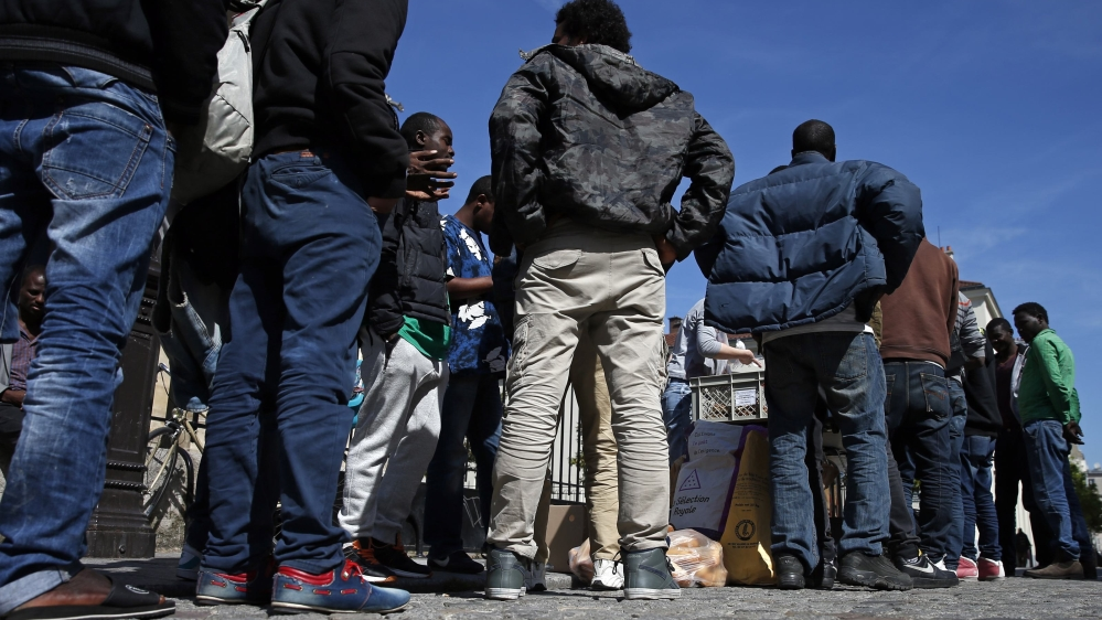 Eritrea blames migrant exodus on human trafficking