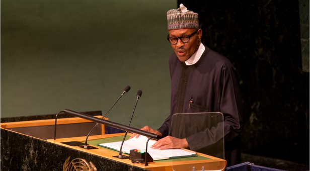 President Muhammadu Buhari's Speech At The 70th Session Of The United Nations General Assembly