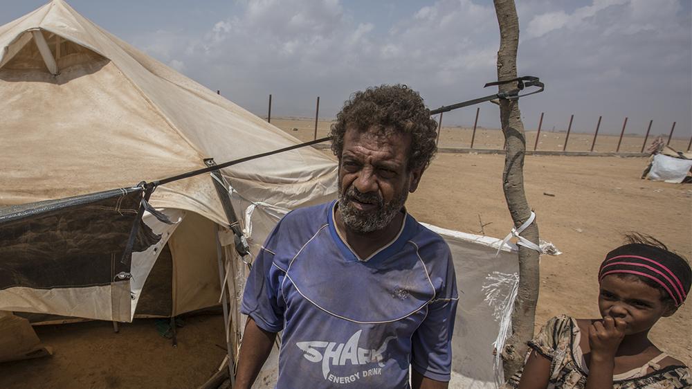Yemeni refugees seek shelter in Djibouti