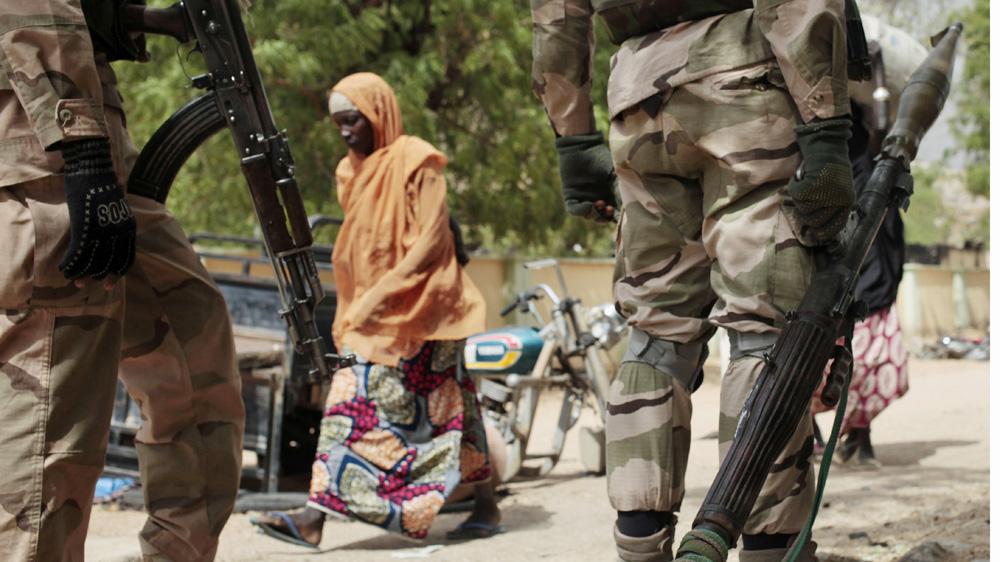 'Repentant' Ex-Boko Haram Members Arrive Maiduguri From Niger Republic With Wifes